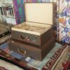 "Art. MIS 19 - Coppia valige ""Bisten"" Louis Vuitton"